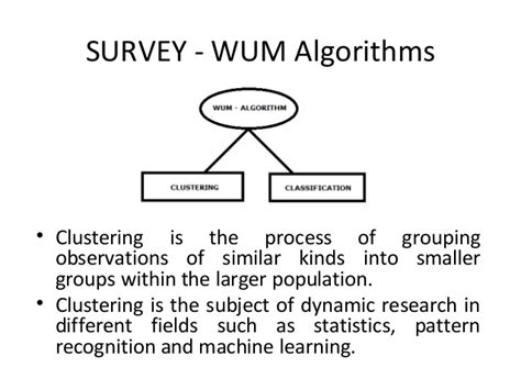 pattern recognition and machine learning exercise answer a survey on web usage mining techniques