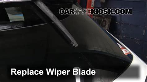 how do you replace the rear wiper on a 2008 acura rdx 2008 acura rdx support rear wiper blade change lexus rx350 2010 2015 2010 lexus rx350 3 5l v6
