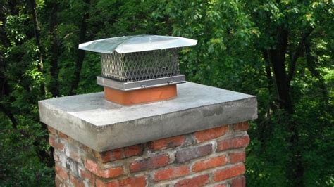 Chimney Mortar Cap Repair - chimneys cast in place concrete chimney crown