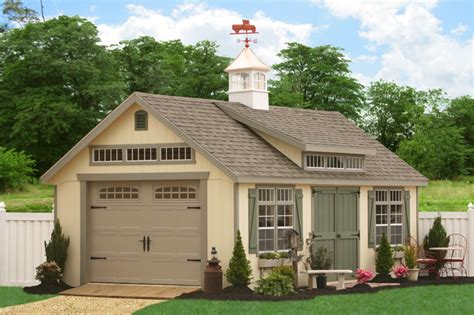 Garden Sheds And Garages by 14x24 Premier Garden Garage For Around 8 500 00