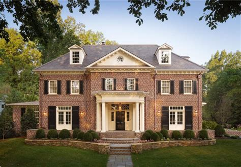 brick colors for homes best exterior paint colors for brick homes and how to