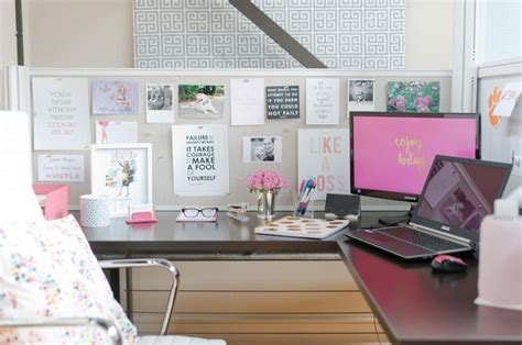 Decorate Your Office Desk 7 Awesome Workstation Decor Ideas That Ll Brighten Up Your Mondays