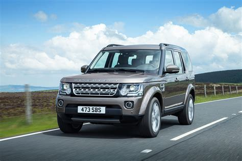 land rover discovery gets subtle updates for 2015 model year