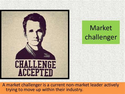 market challenger how should market challengers attack market leaders