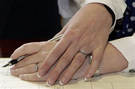 Record Number Of Marriages National Records Of Scotland Reveal The Number Of Same Marriages In Lanarkshire