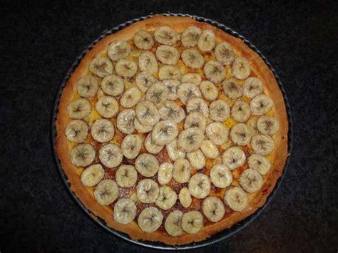 cuisine simple et bonne recettes de tarte aux bananes