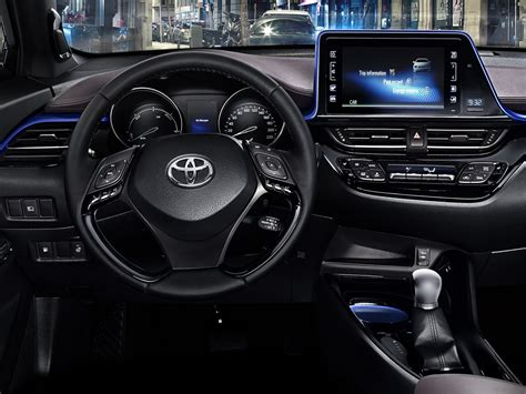 Toyota Chr Interior 2 Uk Auto Forums