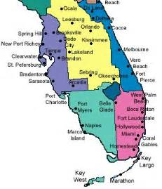 map cities in florida 7 best images about maps on home delray