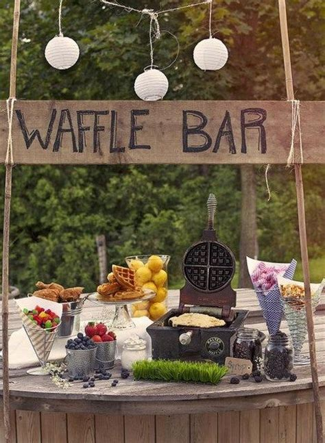 Rustic Bridal Shower Ideas by 40 Creative And Rustic Bridal Shower Ideas