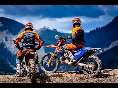 2018 new ktm 250 / 300exc tpi fuel injected outdoor