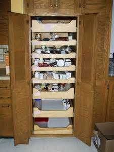 pantry pull out shelves kitchen