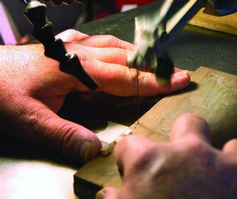 easy inlay techniques scroll  woodworking crafts