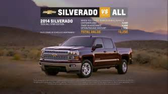 Chevrolet Advertising 2014 Chevrolet Silverado Tv Commercial Cab Ispot Tv