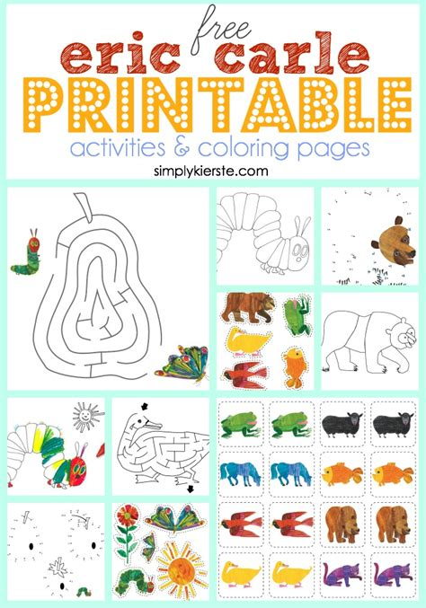 doing work you today books eric carle books craft ideas the crafting