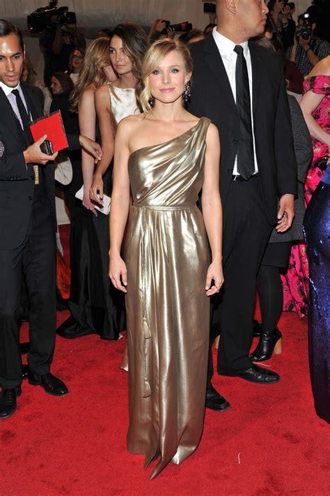 Get Look Kristen Bells Behnaz Sarafpour Dress 2 by Kristen Bell Evening Dress Kristen Bell Looks Stylebistro