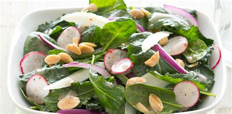radish salad recipe spinach kale radish salad recipe