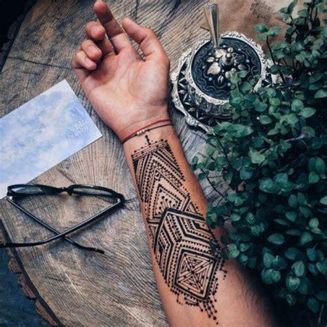 henna tattoo geht nicht mehr weg menna trend beweist dass auch m 228 nner henna tragen