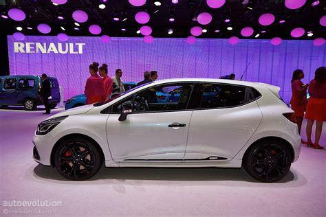 renault monaco renault clio rs monaco gp unveiled in geneva live photos
