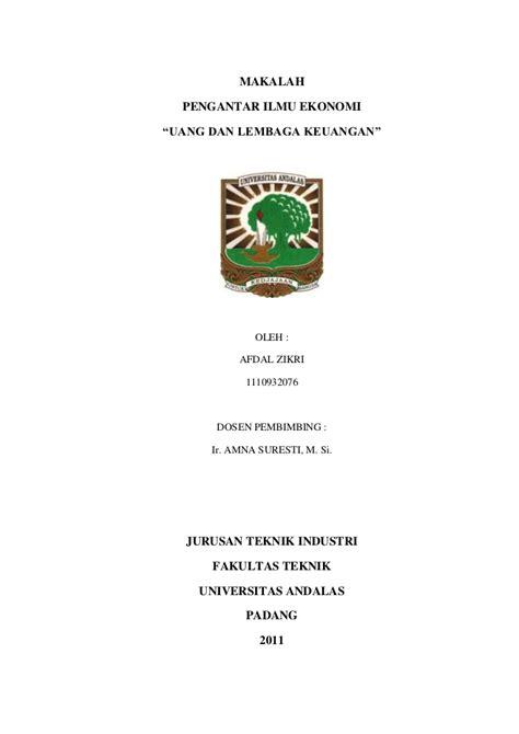 Statistika Untuk Ekonomi Keuangan Dan Modern makalah pie uang dan lembaga keuangan