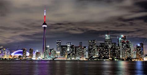 Toronto Artwork by Toronto Skyline By Basseca On Deviantart