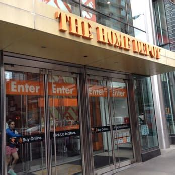 the home depot midtown east new york ny united