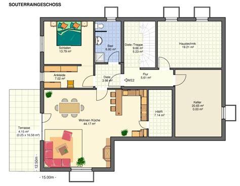 Zimmer Erstellen by Haus Plan Zeichnen Wohn Design