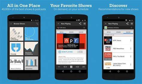 android radio apps 12 great radio apps for android and ios