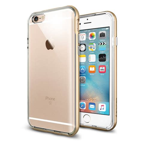 spigen 174 neo hybrid ex sgp11624 iphone 6 6s chagne gold spaceboy