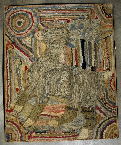 Handmade Rug Patterns - 457 best images about early hooked rugs on