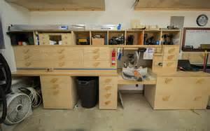 2 car garage woodshop shop tour 2015 jays custom creations