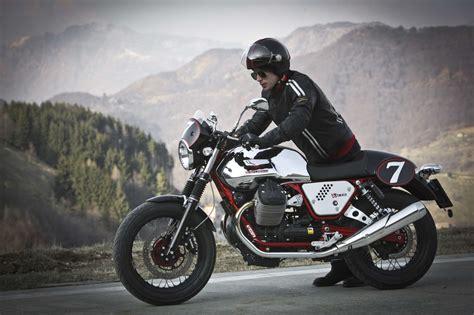 Motorrad In Chile Mieten by Gebrauchte Moto Guzzi V7 Racer Motorr 228 Der Kaufen