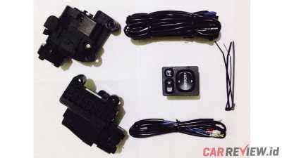 Spion Mobil Toyota Agya pasang spion elektrik bikin agya dan ayla tambah gaya