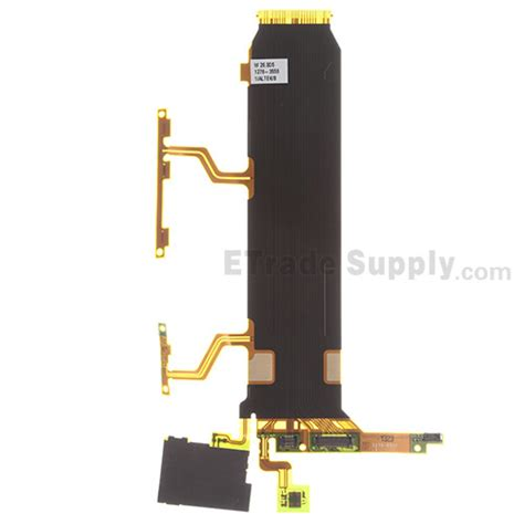 Spare Part Xperia Z Ultra sony xperia z ultra xl39h motherboard flex cable ribbon etrade supply
