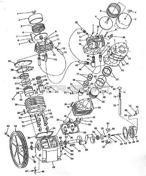 campbell hausfeld tkp air compressor parts