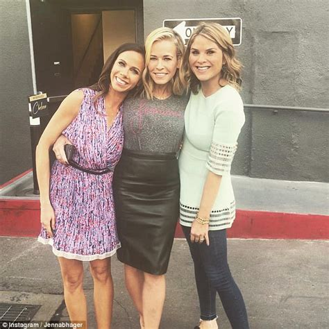jenna bush make up jenna bush hager blasted over chelsea handler interview