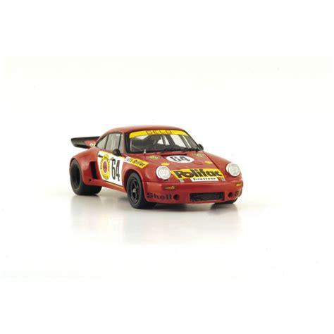 porsche model car spark s3493 1 43 porsche 911 carrera rsr 64 24 hours of