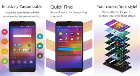 themes for zenui launcher 10 best launchers for android customization to the