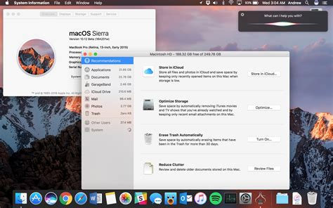 Upgrade Os Macbook siri apple unlocking and more comes with macos on sept 20th ars technica