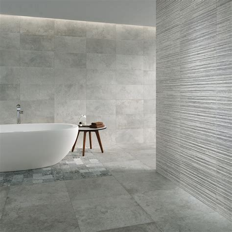 Bathroom Design Boston Cement Effect Porcelain Tiles For Modern Urban Design