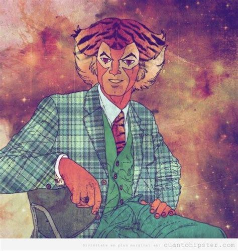 imagenes del nombre hipster si tigro de los thundercats fuese hipster vintage