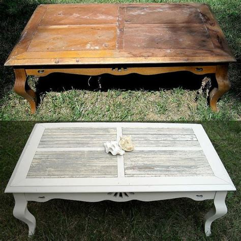 charming coffee table redo home decor ideas