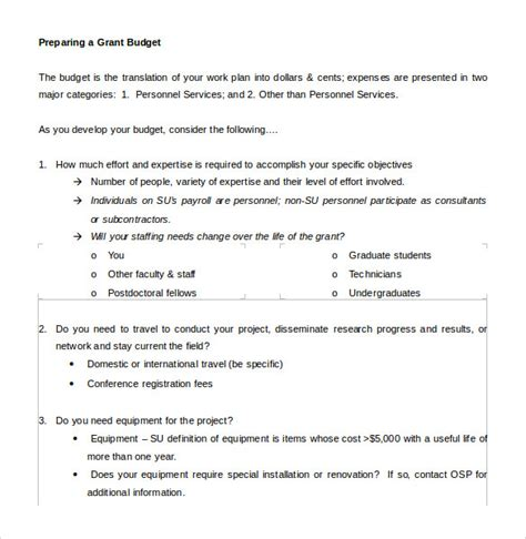 Guarantee Letter For School Admission Sle Grant Budget 8 Documents In Word Pdf