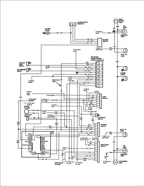 79 chevy truck wiring diagram 79 chevy alternator wiring diagram 79 free engine image