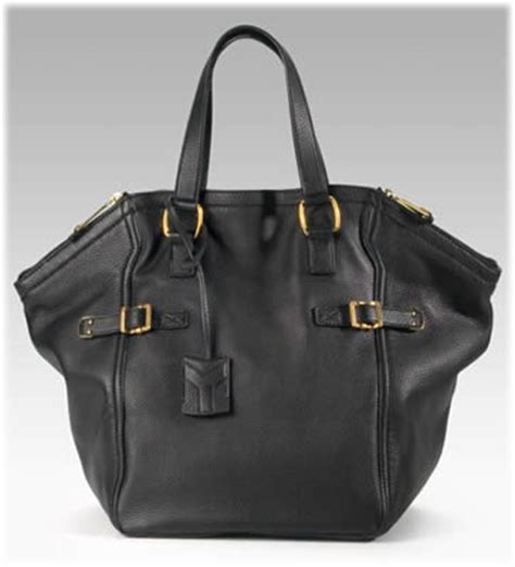Richardss Yves Laurent Downtown Tote by Yves Laurent Downtown Tote