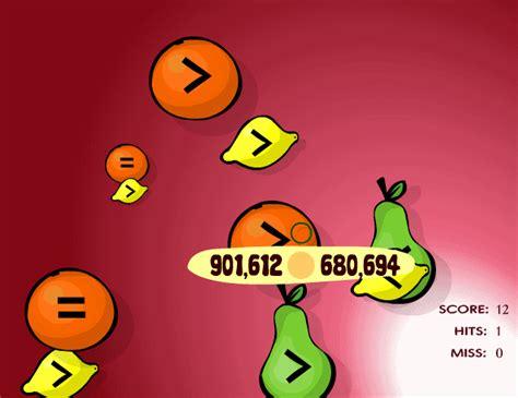 fruit splat fruit splat sheppard software maths zone cool learning