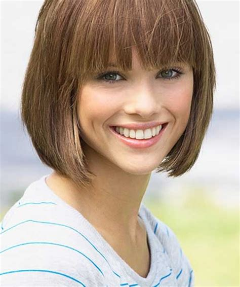 medium hairstyles for moms 25 straight short hairstyles 2014 2015 short