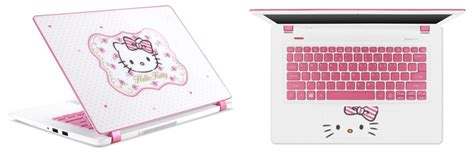 Laptop Acer Pink Hello acer hello limited edition notebook is now available