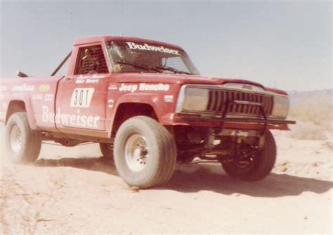 Jeep Desert Racing Vintage Jeep Honcho Road Race Truck Photos