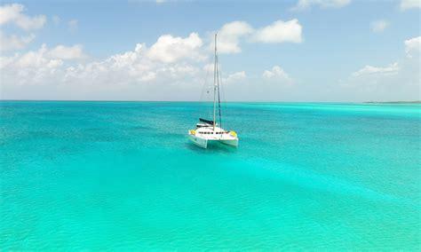 catamaran vieques nauti mermaid charters sailing in vieques puerto rico