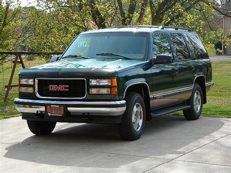 how to learn all about cars 1996 gmc suburban 2500 parental controls 1996 gmc yukon information and photos momentcar